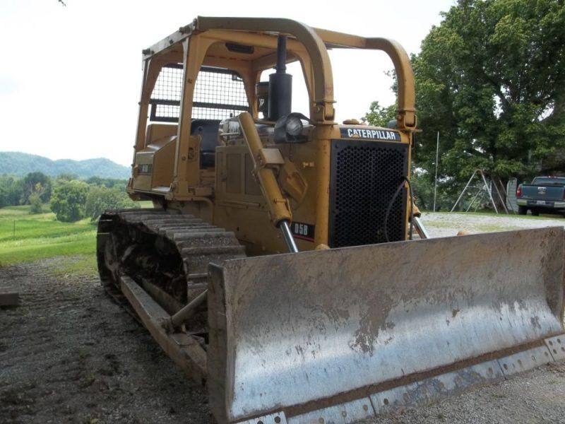 Cat D5 B Dozer - Kentucky Indiana Classifieds